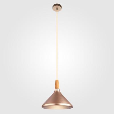 Подвесной светильник Eurosvet Amadeo 70051/1 перламутровое золото