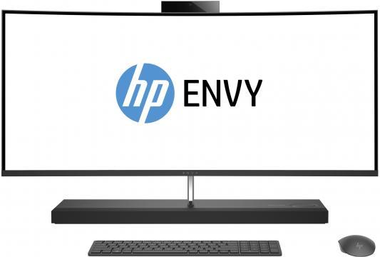 Моноблок 27 HP Envy 27-b101ur 2560 x 1440 Touch screen Intel Core i5-7400T 8Gb 1Tb + 128 SSD nVidia GeForce GTX 950M 4096 Мб Windows 10 Home черный 1AV88EA монитор жк hp envy 27s 27 черный [y6k73aa]