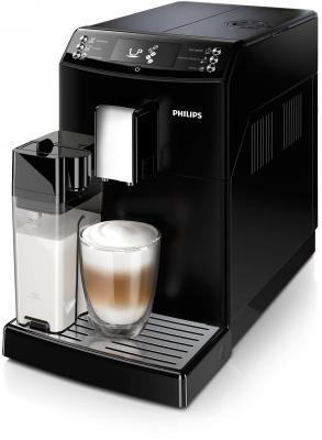 Кофемашина Philips EP3558/00 черный кофемашина philips hd 7457 черный