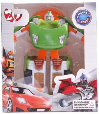 Машина-трансформер Наша Игрушка Робот-машина ZYB-B2726-3 hap p kid игрушка робот red revo 3578t