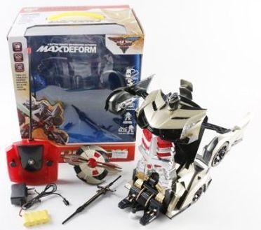 Машина-трансформер Наша Игрушка Робот-машина 34 см HD3511