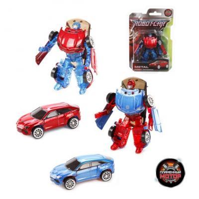 Трансформер Робот-Машина Космобот, металл, в ассорт. машина трансформер пламенный мотор робот машина космобот 870288