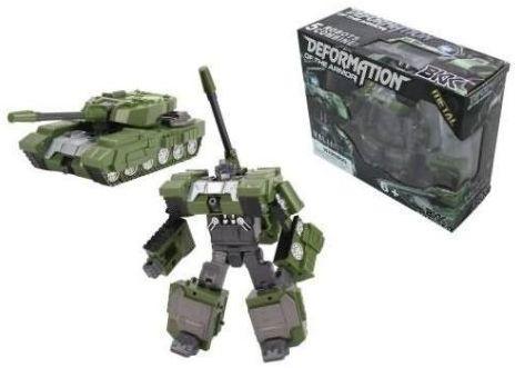 Робот-трансформер JunfaToys Робот трансформирующийся 23 см A1004-01
