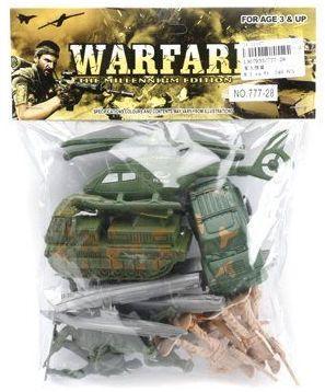 Игровой набор Наша Игрушка Военный 777-28 игровые наборы наша игрушка игровой набор