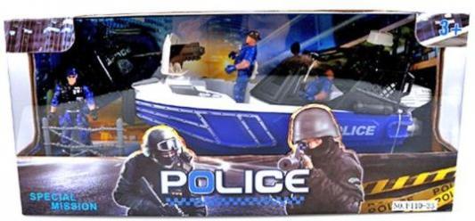 Игровой набор Наша Игрушка Полицейский F110-33