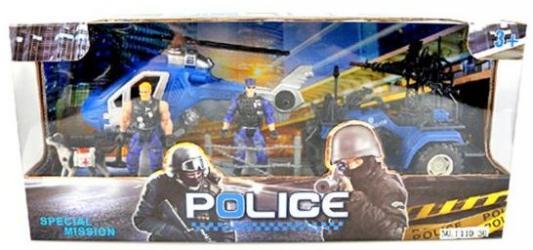 Игровой набор Наша Игрушка Полицейский F110-30