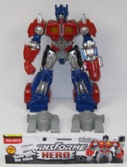 Робот-трансформер Наша Игрушка Робот 28 см A072 игрушка