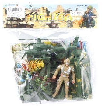 Игровой набор Наша Игрушка Военный 388-6 игровые наборы наша игрушка игровой набор