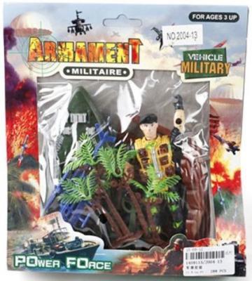 Игровой набор Наша Игрушка Военный 2004-13 игрушка