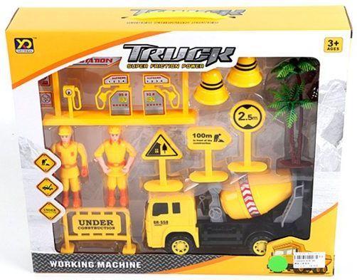 Игровой набор Наша Игрушка Строители 838-8B игрушка