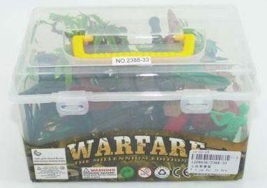Игровой набор Наша Игрушка Военный 2388-33 игровые наборы наша игрушка игровой набор