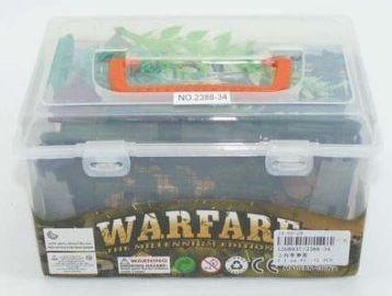 Игровой набор Наша Игрушка Военный 2388-34 игровые наборы наша игрушка игровой набор