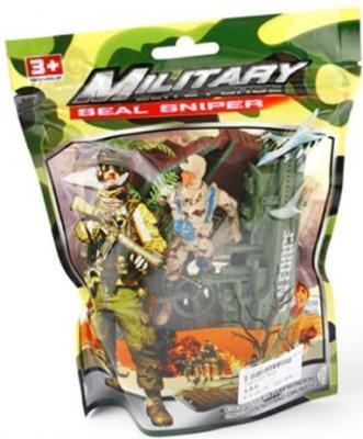 Игровой набор Наша Игрушка Военный 003 игровые наборы наша игрушка игровой набор