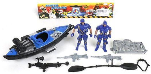Игровой набор Наша Игрушка Полиция A505-11 игровой набор наша игрушка полиция a505 11
