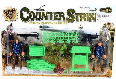 Игровой набор Наша Игрушка Военный 7072 игрушка mehano 1 f101 набор рельс