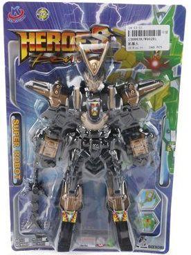 Робот-трансформер Наша Игрушка Робот 23 см W902B1 игрушка