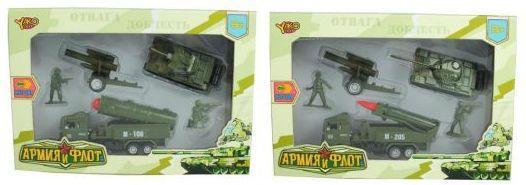 Игровой набор Наша Игрушка Армия и флот M7098 игрушка