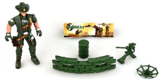 Игровой набор Наша Игрушка Солдат 522-2 игровые наборы наша игрушка игровой набор