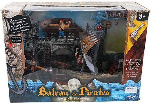 Игровой набор Наша Игрушка Пиратский корабль 881-2 игровой набор для ванны tomy пиратский корабль