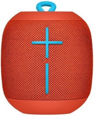 Портативная акустика Logitech Ultimate Ears Wonderboom красный 984-000853 портативная акустика exeq spk 1205 красный