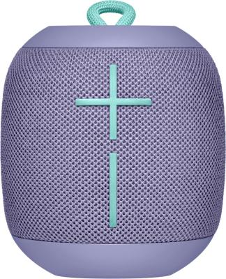 Портативная акустика Logitech Ultimate Ears Wonderboom фиолетовый 984-000855 колонка logitech x100 984 000366