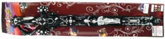 Меч Наша Игрушка Меч Рыцарский черный 1688D-2