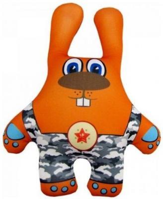 Антистрессовая игрушка Заяц в камуфляже