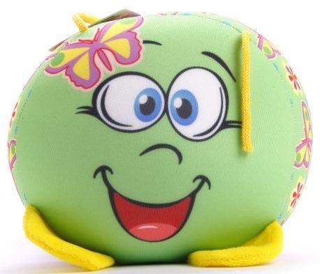 Антистрессовая игрушка-валик Гусеница Лола в асс-те