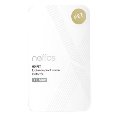 Пленка защитная Neffos для Neffos X1 Max Screen Protector-PET смартфон tp link neffos x1 max 32gb cloudy grey tp903a tp link смартфон tp link neffos x1 max 32gb cloudy grey tp903a