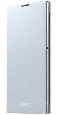 Чехол SONY SCSH20 для Xperia SM22 серебристый чехол для фотоаппарата sony lcj rxf бежевый