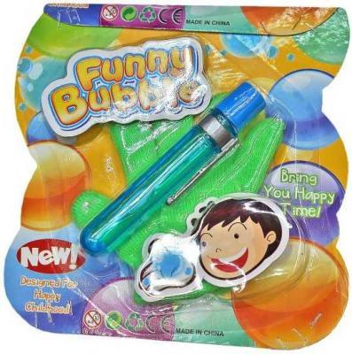 Мыльные пузыри Наша Игрушка Мыл.пузыри с перчаткой нелопающиеся 20 г 635315 мыльные пузыри markethot нелопающиеся желтый