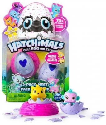 Игрушка Hatchimals коллекционная фигурка 2 шт. в асс-те фигурка коллекционная spin master hatchimals 634074