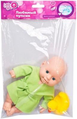 Купить Пупс ВЕСНА Пупс с уточкой В3024, пластик, текстиль, Куклы фабрики Весна