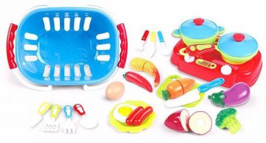Набор посуды Наша Игрушка Набор продуктов WD-Q05