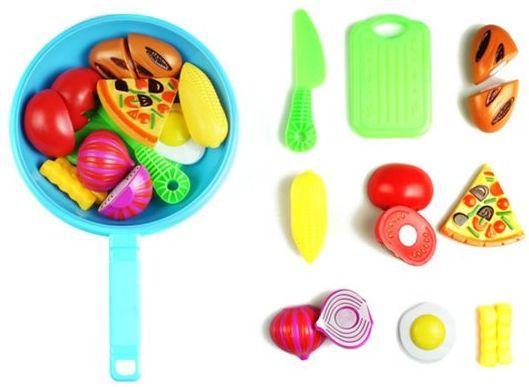 Сковорода Наша Игрушка Вкусный завтрак M7070-2