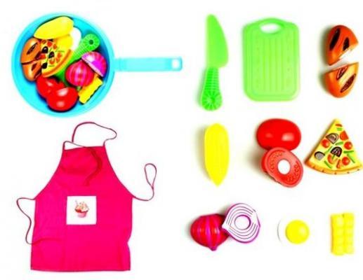 Набор продуктов Наша Игрушка Все для завтрака M7070-3