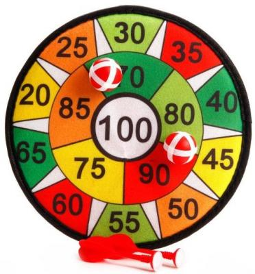 Спортивная игра Наша Игрушка дартс Дартс детский SPK1018266YH детский дартс battlefield soft 7 2cm