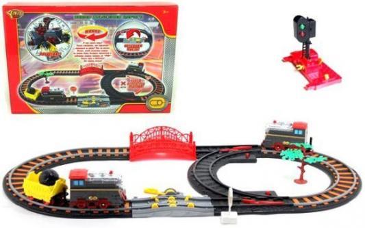 Железная дорога Наша Игрушка Останови крушение с 3-х лет 6804L игрушка