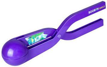 Игрушка для лепки снежков SMILE фиолетовый