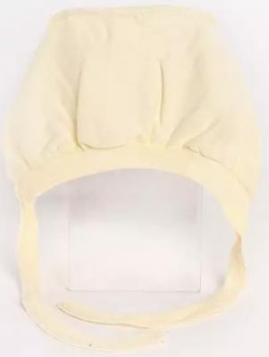 Чепчик р.36 желтый