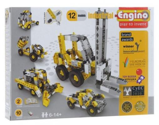 Конструктор ENGINO Спецтехника PB34(1234) цены