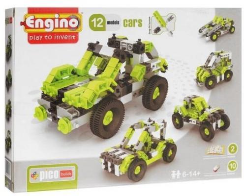 Конструктор ENGINO Автомобили 12 моделей PB31(1231) цена
