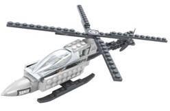 Конструктор Ausini Вертолет 61 элемент 22201