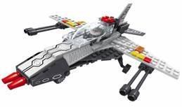Купить Конструктор Ausini Космический корабль 113 элементов 25466, Мягкие конструкторы для детей