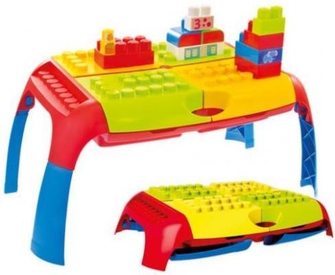 Конструктор MochToys с игровым столиком 11019 mochtoys с зеленой крышей