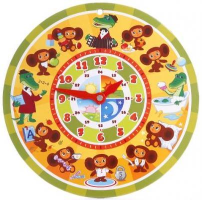 Часы Чебурашка
