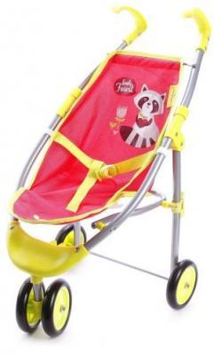 Коляска для кукол Mary Poppins Cherry 67338 mary poppins mary poppins коляска для кукол божья коровка