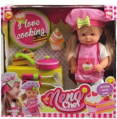 Кукла BABY NENA шеф-повар, 36 см повар