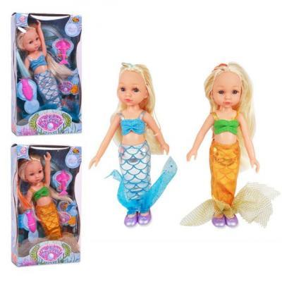 Кукла ABtoys Русалка 25 см PT-00504 кукла abtoys abtoys mp002xc002aq