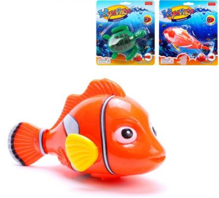 Заводная игрушка для ванны Наша Игрушка Заводные рыбки заводная игрушка наша игрушка петушок